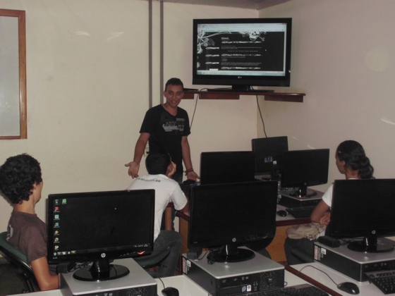 Última Aula - Programador de Sistema Web