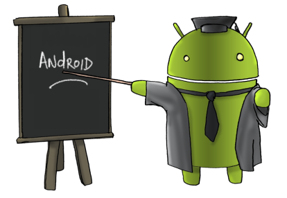 new prof android